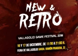 New & Retro Valladolid Game Festival 2018